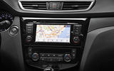 Nissan Qashqai 2018 central console image