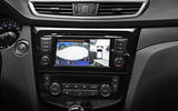 Nissan Qashqai 2018 infotainment system image