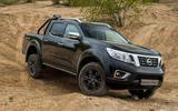Nissan Navara Trek-1° off-roading
