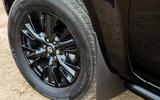 Nissan Navara Trek-1° alloy wheels