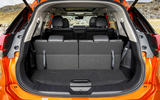 Nissan X-Trail boot space