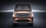 Nissan IMk concept front