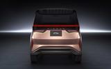 Nissan IMk concept rear