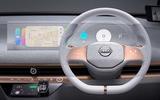 Nissan IMk concept dash