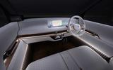 Nissan IMk concept interior