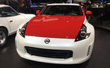 Nissan 370Z 50th Anniversary edition - New York Motor Show 2019 - nose