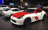 Nissan 370Z 50th Anniversary edition - New York Motor Show 2019 - lead