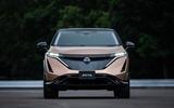 2020 Nissan Ariya - front