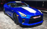 Nissan GT-R 50th Anniversary edition - New York motor show 2019 - lead