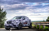 2020 Nissan Juke prototype drive - static front