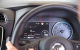 Nissan leaf long-term review analogue speedo