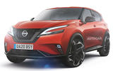 Nissan Qashqai render 2020 - as imagined by Autocar