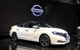 Beijing motor show – Nissan Sylphy
