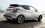 Nissan Micra 2021 - rear