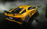 Lamborghini Aventador SV Novitec