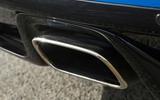 Jaguar F-Type exhaust