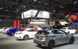 New York motor show
