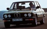 E28 BMW 5 Series