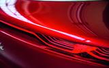 Alfa Romeo Tonale concept - brake light