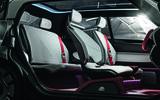 Fiat Centoventi concept - seats