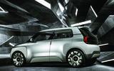 Fiat Centoventi concept - rear