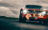 Alfaholics GTA-R - front