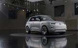 Fiat Centoventi concept - front