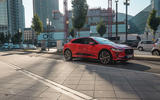 Driving the Jaguar I-Pace to the Frankfurt motor show