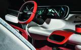 Fiat Centoventi concept - dashboard