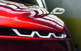 Alfa Romeo Tonale concept - headlight