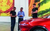 Alfa Romeo Tonale concept - Richard Bremner talks to design team