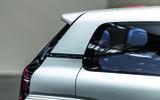 Fiat Centoventi concept - C-pillar