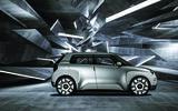 Fiat Centoventi concept - side