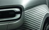 Fiat Centoventi concept - headlight