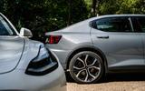2020 Polestar 2 vs Tesla Model 3 - details