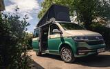 2020 Volkswagen California - static