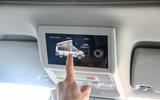 2020 Volkswagen California - control panel