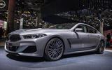 BMW 8 Series Gran Coupe at Frankfurt motor show
