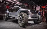 2019 Audi AI:Trail concept at Frankfurt motor show