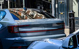 2020 Polestar 2 vs Tesla Model 3 - parked