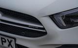 Mercedes grille