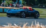 Ferrari showcase Monza SP2 at Goodwood