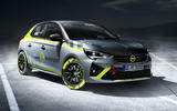 Opel Corsa-e Rally - roof