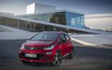 Opel Ampera-e front quarter
