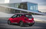 Opel Ampera-e rear quarter