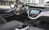 Opel Ampera-e dashboard