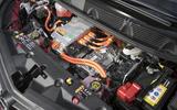 Opel Ampera-e engine bay
