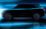 Ssangyong electric SUV concept shown ahead of Geneva motor show