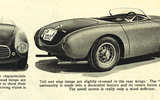 Ferrari Type 212 Export front and side view illustrations