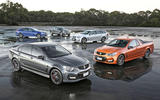 How the Holden Commodore looks as it bows out